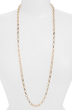 Nordstrom -  Chain Link Long Necklace
