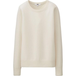 Uniqlo - Cashmere Round Neck Sweater