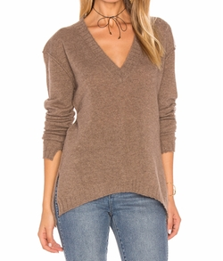 27 Miles Malibu - Edolie Side Slit Sweater