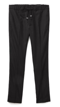 Marc Jacobs  - Wool Pants with Piping