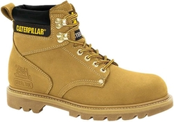 Caterpillar - Second Shift Steel Toe Work Boots