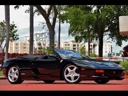 Ferrari - 1997 F355 Convertible Sports Car