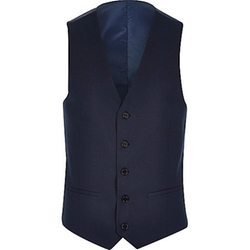 River Island - Slim Suit Vest