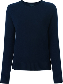 A.P.C.  - Crew Neck Sweater