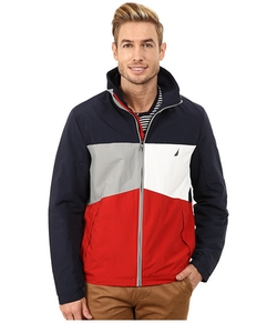 Nautica - Mariner Color Block Bomber