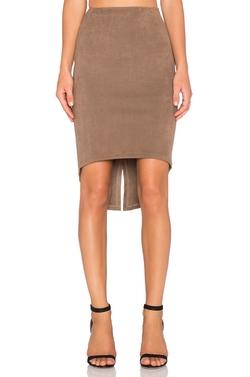 Level 99 - Elle Tuxedo Skirt