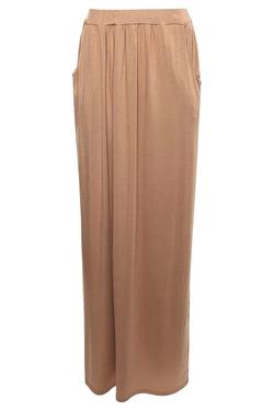 Boohoo - Jersey Maxi Skirt