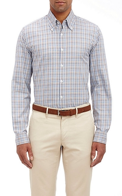 Piattelli  - Checked Shirt