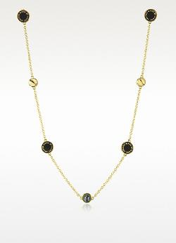 Marc by Marc Jacobs  - Long Medley Necklace w/ Glass Pearls