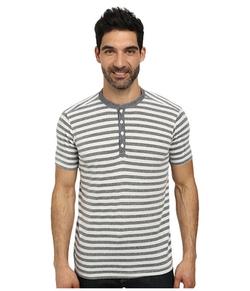 Agave Denim  - Trestles Short Sleeve Henley Shirt