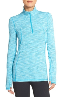 Zella - Revelation Half Zip Top