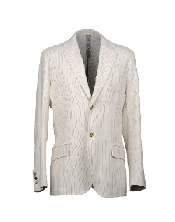 Luck in Luck - Stripe Blazer