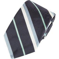 Brooks Brothers - Black Fleece Alternating Stripe Tie