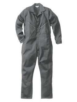 Walls - Long Sleeve Twill Coverall