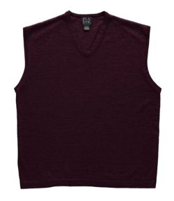 Jos. A. Bank - Signature Merino Wool Sweater Vest