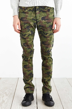 Tripp NYC  - Camo Rocker Pants