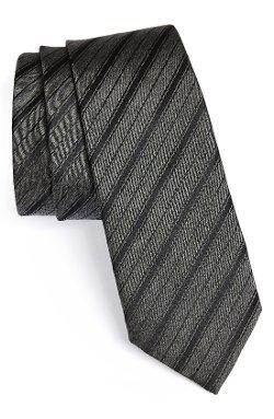 Z Zegna  - Woven Silk Tie