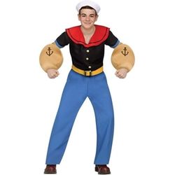 Fun World  - Teen Popeye Costume