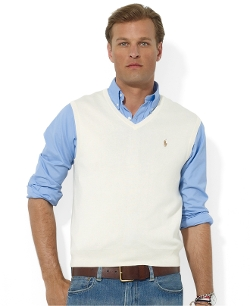 Polo Ralph Lauren - Core Solid Sweater Vest