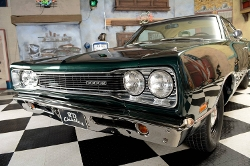 Dodge - 1969 Coronet Coupe Muscle Car