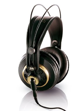AKG Acoustics - K 240 Semi-Open Studio Headphones