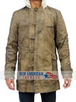 NewAmericanJackets - The Dark Knight Rises Distressed Bane Coat
