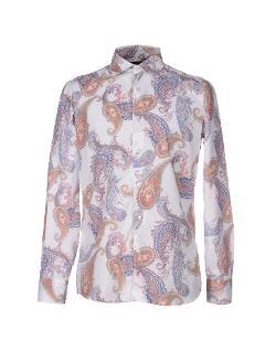 Minimal  - Paisley Shirt