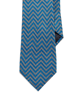 Tonguetied  - Chevron Silk Tie
