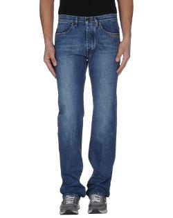Yves Saint Laurent - Straight Leg Denim Pants