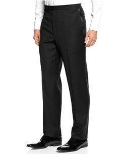 Calvin Klein - Slim-Fit Tuxedo Pants