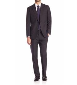 Armani Collezioni  - Wool Check Suit