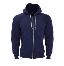 American Apparel - Full Zip Fleece Hoodie