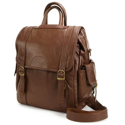 Amerileather - Three Way Leather Backpack