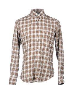 Finamore 1925  - Plaid Shirt