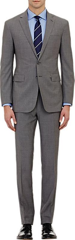 Ralph Lauren Black Label - Two-Button Nigel Suit