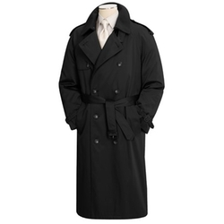 Lauren By Ralph Lauren - Double-Breasted Trench Coat
