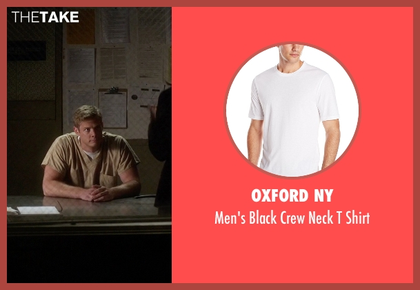 Oxford Ny white shirt from Pretty Little Liars seen with  Andrew Campbell  (Brandon Jones )