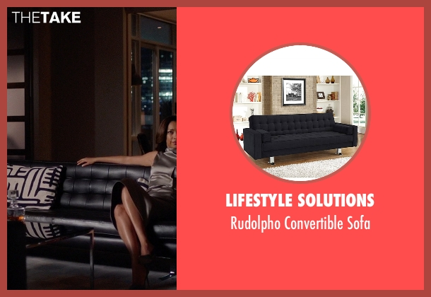 Lifestyle Solutions sofa from Suits seen with Jessica Pearson (Gina Torres)
