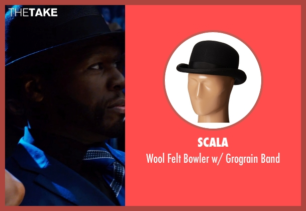 Scala black band from Southpaw seen with 50 Cent (Unknown Character)