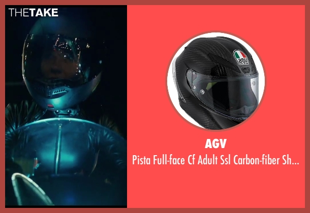 AGV helmet from A Good Day to Die Hard