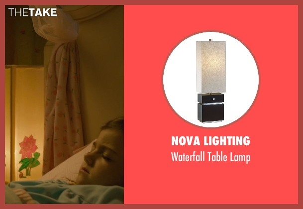 Nova Lighting lamp from Ant-Man seen with Abby Ryder Fortson (Cassie Lang)