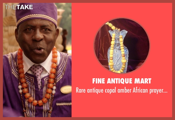 Fine Antique Mart 210g. from Blended seen with Abdoulaye NGom (Mfana)