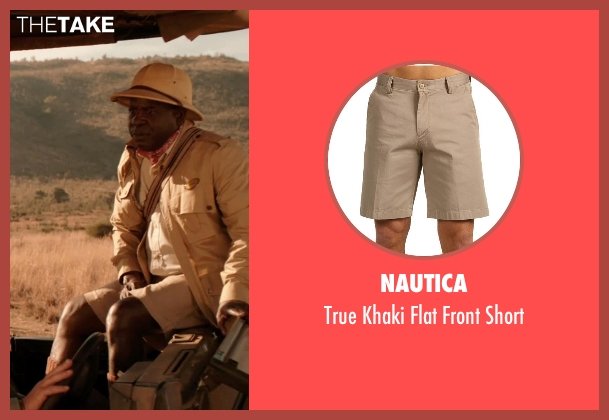 Nautica brown short from Blended seen with Abdoulaye NGom (Mfana)