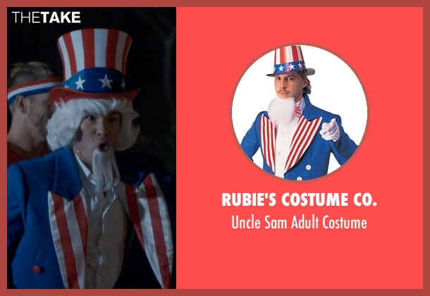 Rubie's Costume Co. costume from Mike and Dave Need Wedding Dates seen with Adam DeVine (Mike Stangle)