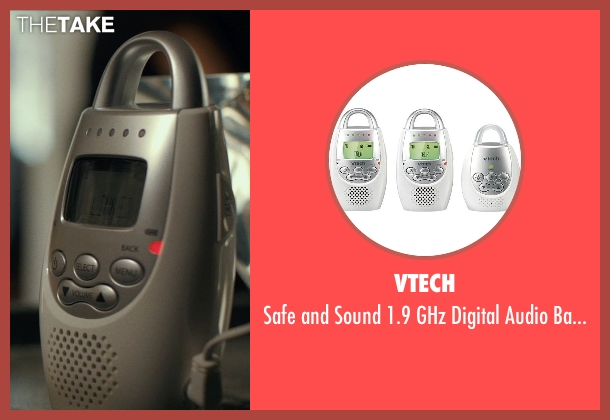 VTECH monitor from This Is Where I Leave You seen with Adam Driver (Philip Altman)