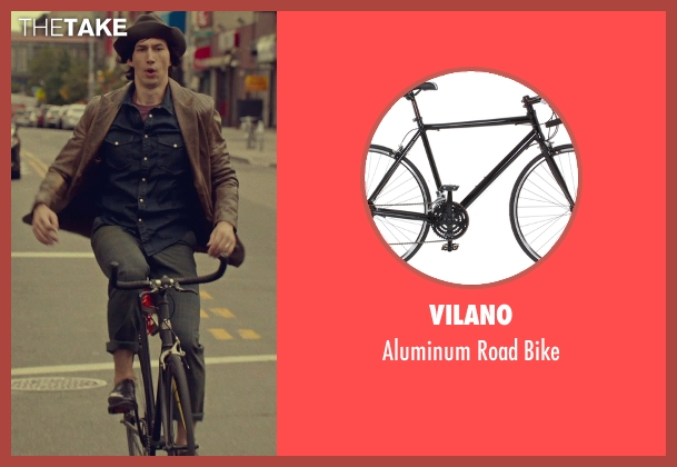 Vilano bike from While We're Young seen with Adam Driver (Jamie)