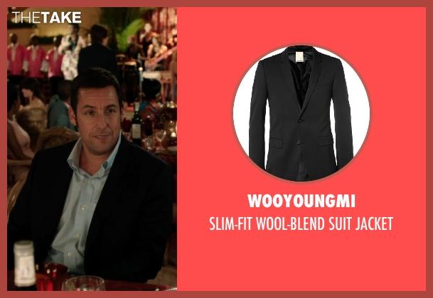 WOOYOUNGMI black jacket from Blended seen with Adam Sandler (Jim Friedman)