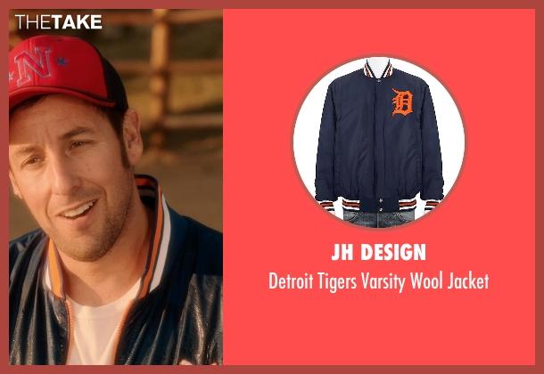 JH Design jacket from Blended seen with Adam Sandler (Jim Friedman)