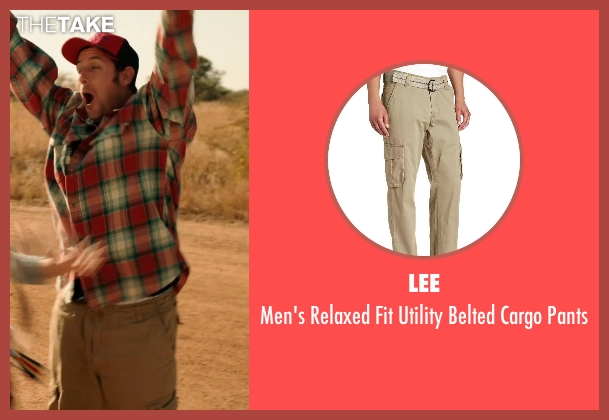 Lee pants from Blended seen with Adam Sandler (Jim Friedman)