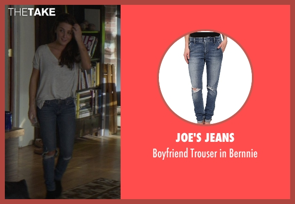 Joe's Jeans blue bernnie from That Awkward Moment seen with Addison Timlin (Alana)